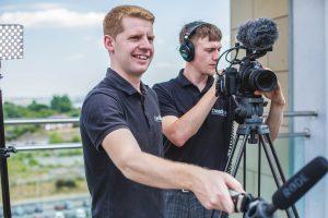 Deadline Digital Video Journalist Ben Housam